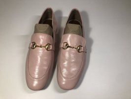 a Piedi Pantofola multicolore Pelle