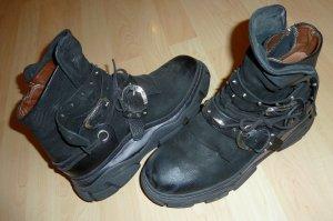 A.S.98 Chelsea Boot noir