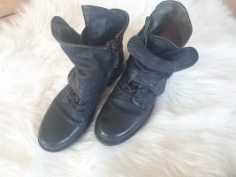 A.S.98 Slouch Boots black