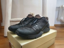 A.S.98 Zapatilla brogue negro
