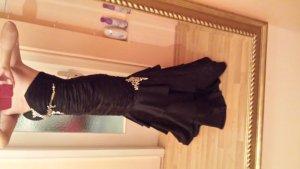 0039 Italy Avondjurk zwart