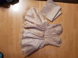 Peek & Cloppenburg Suknia wieczorowa beżowy