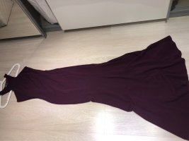 Club L Evening Dress brown violet-purple