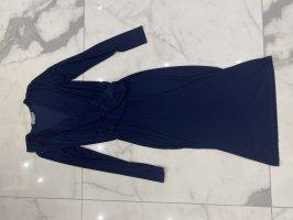 Abendkleid Gr. 36 blau
