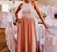 Abendkleid in rosa