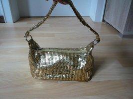 Abendtasche, Marke: ca collezione alessandro, gold, neuwertig