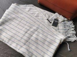 Abercrombie & Fitch Wollen sjaal wit