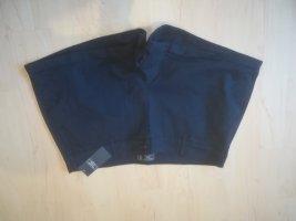 Abercrombie & Fitch Short en jean bleu foncé