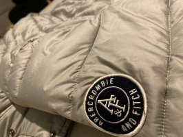 Abercrombie and Fitch Winterjacke