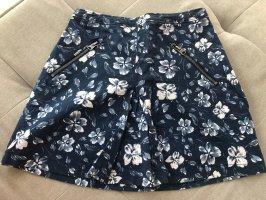 Abercrombie & Fitch Minifalda azul