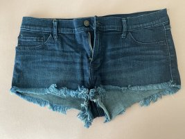 Abercrombie & Fitch Hot Pants dark blue