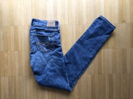 Abercrombie & Fitch Jeans Leggins W25 Gr0S Destroyed