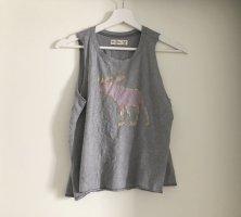 Abercrombie & Fitch Camiseta sin mangas multicolor