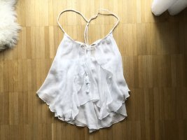 Abercrombie & Fitch Camisole blanc