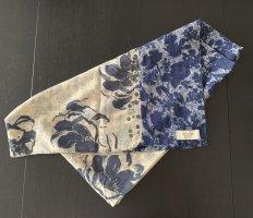 Abercrombie & Fitch Pañoleta crema-azul oscuro