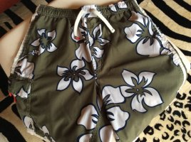 Abercrombie & Fitch Costume boxer bianco Poliammide