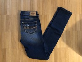 Abercrombie & Fitch Super Skinny Jeans Destroyed W24 Gr00