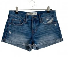 Abercrombie & Fitch Denim Shorts multicolored