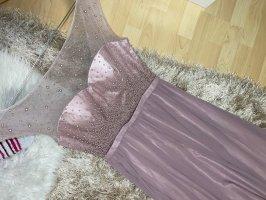 Mascara Robe de bal mauve-rose clair