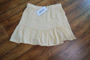ABOUT YOU Rock 'Noelle' Minirock Gr. 36 beige