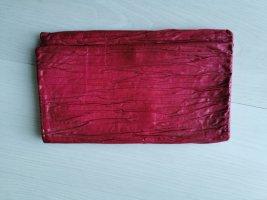 abro Pochette rouge framboise