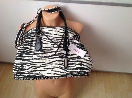 Abro Handtasche Zebra Look