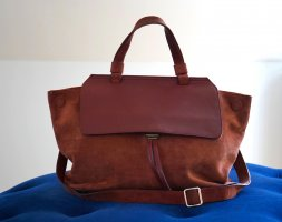 abro Carry Bag russet leather