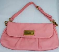 Marc by Marc Jacobs Pochette rose cuir