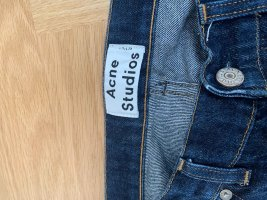 Acne Slim Jeans dark blue