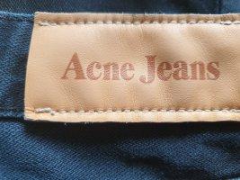 Acne Jeans Biker Jeans black