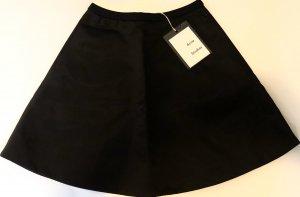Acne High Waist Skirt black