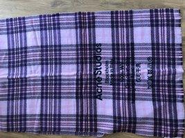 Acne Studios Wollen sjaal veelkleurig Wol