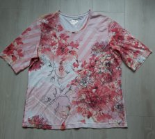 Adagio: Kurzarmshirt Größe 44 mit Strass
