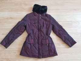 Adagio Quilted Jacket dark red-bordeaux