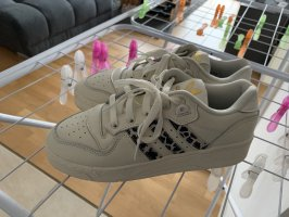 Adidas Basket à lacet crème-blanc cassé