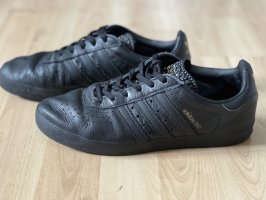 Adidas Sznurowane trampki czarny