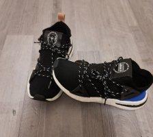 Adidas Scarpa skate nero