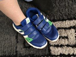 Adidas Sneakers met hak blauw