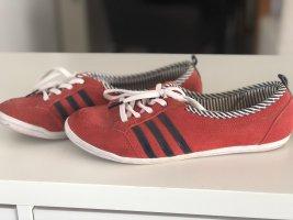 Adidas Slip-on Sneakers dark red-dark blue