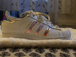 Adidas Originals Sneakers met veters wit kunststof