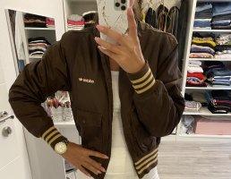 Adidas Originals Giacca bomber marrone-beige