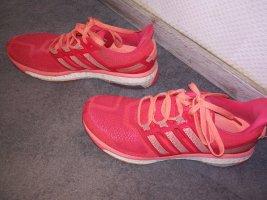 Adidas Sznurowane trampki Wielokolorowy Tkanina z mieszanych włókien