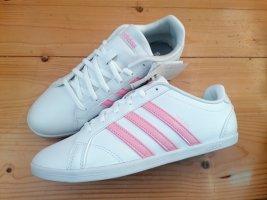 Adidas Sneaker slip-on bianco-rosa chiaro Pelle