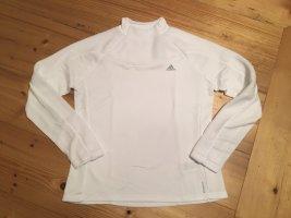 Adidas Pull polaire blanc