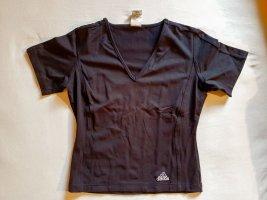 Adidas Damen Shirt mit V-Ausschnitt