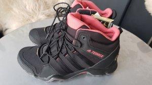 Adidas Aanrijg laarzen zwart-roze