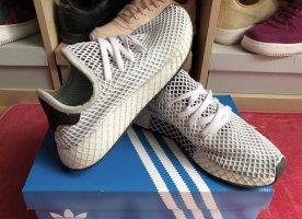 Adidas Deerupt Sneakers weiß Minze 38 2/3