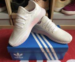 Adidas Deerupt weiß rosa 39 1/3