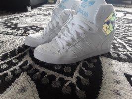 Adidas Trampki klinowe biały