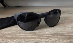 Adidas Round Sunglasses black
